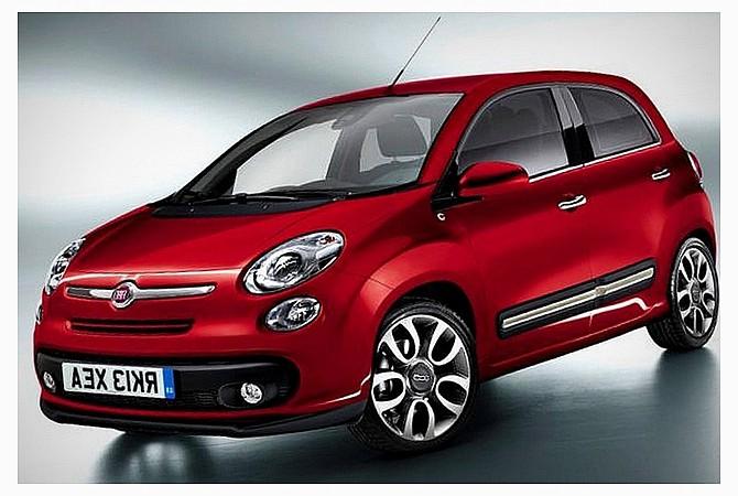 Компания FCA обещает показать обновившийся Fiat 500