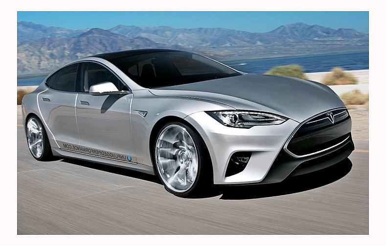 Tesla новинка Model III