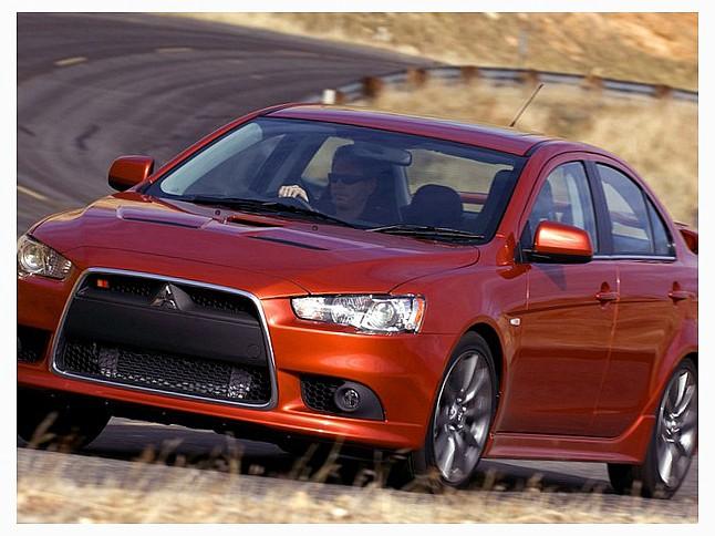 Кто же поможет Mitsubishi Lancer?