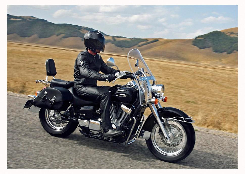 в 2015 россияне стали меньше покупать мотоциклы