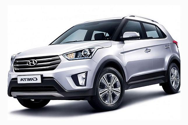 выход Hyundai Creta впечатляет