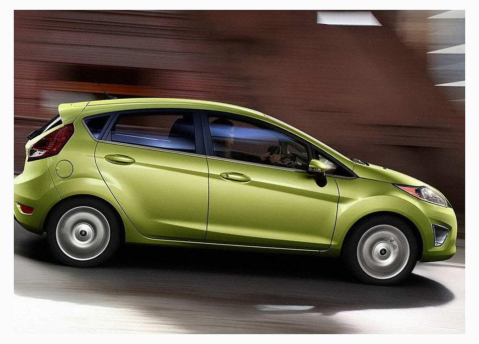 Ford Fiesta, назван самым популярным компактным автомобилем, продаваемым на территории Европы