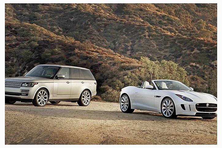 Jaguar Land Rover в борьбе с колдобинами