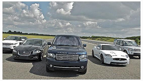 Jaguar Land Rover борются с плохими дорогами