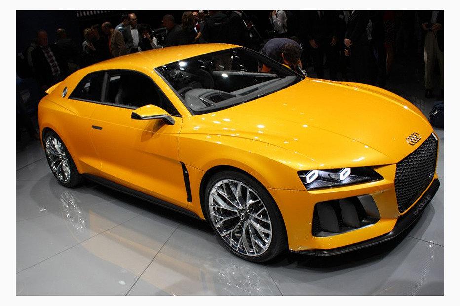 Audi A5 выйдет в ближайшие годы
