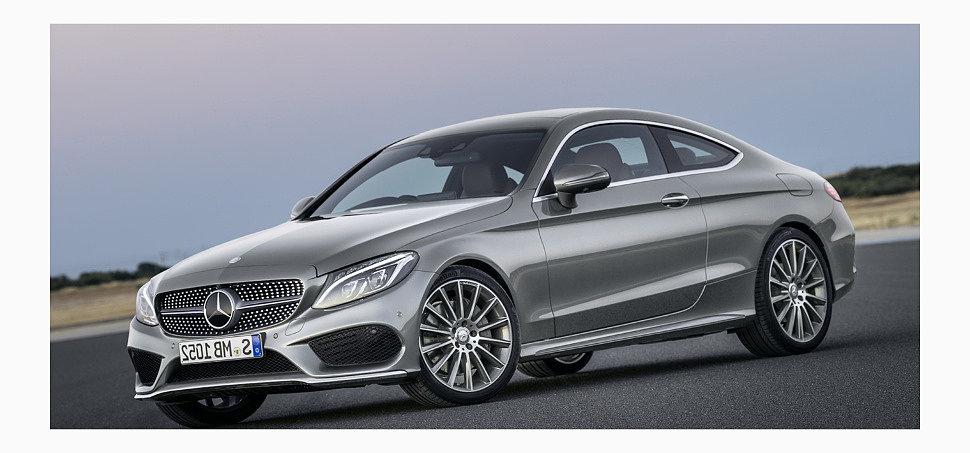 Фотошпионам удалось заснять новое Coupe E-Class от Mercedes-Benz