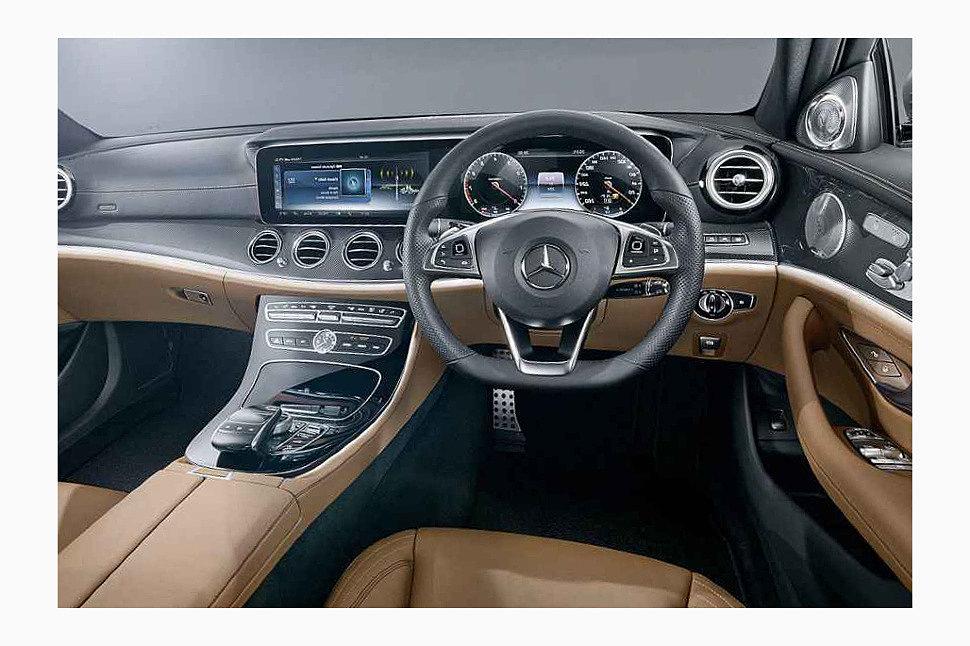 новое Coupe E-Class от Mercedes-Benz