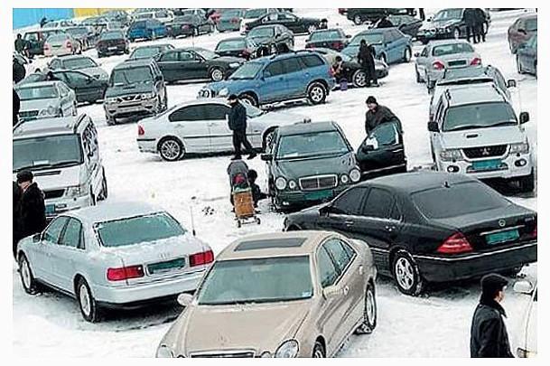 Российский потребитель предпочитает покупать подержанные авто