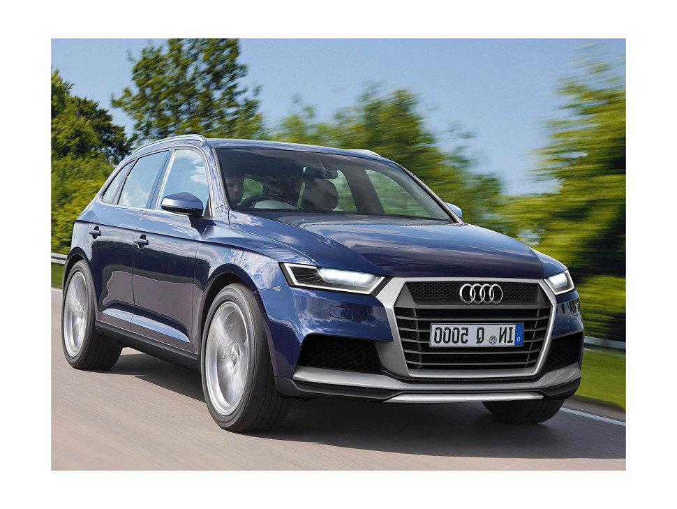 Новое поколение Q5 от Audi получит версию RS
