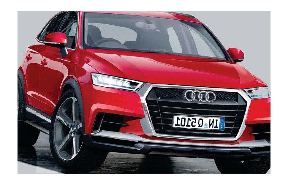 Q5 от Audi 2016