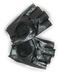Перчатки водительские из кожи ягненка