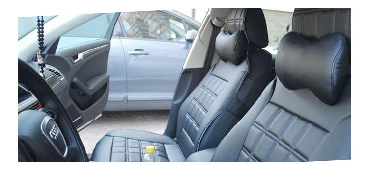 Автомобильная подушка подголовник на сидение автомобиля