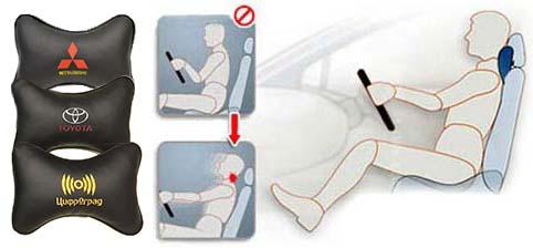 подушки на подголовники - комфорт высокого класса
